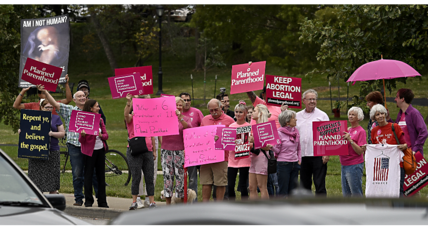 Can Texas legally cut Medicaid funding to Planned Parenthood?