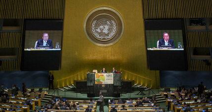 Is draft climate deal a form of 'apartheid' against developing nations?