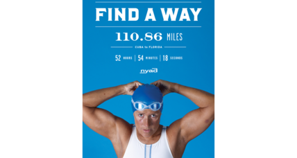 'Find a Way,' swimmer Diana Nyad's stirring tale, is not for the squeamish