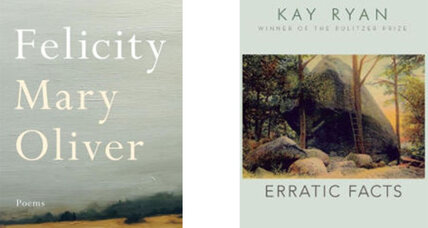 Two poetry collections focus on how to think, how to choose
