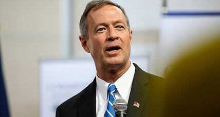 Is it O'ver for Martin O'Malley?