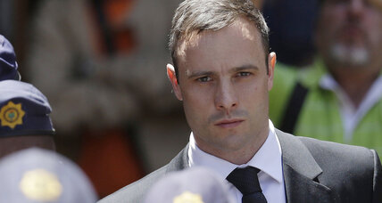 Oscar Pistorius released from prison, awaits Nov. trial