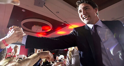 Who is Canada new liberal leader, Justin Trudeau?