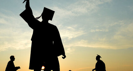 Why US high school graduation rates are on the rise