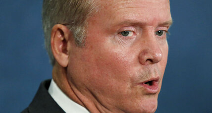 Jim Webb to Democratic Party: It's not me, it's you