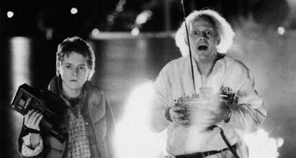 'Back to the Future': How the movie's portrayal of the future differed from its 1980s fellows