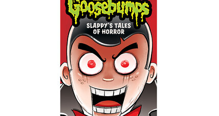 The Halloween season is the perfect time for some Goosebumps!