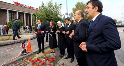 Ankara bombing: Did Turkey misread perils of Islamic State?