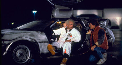 'Back to the Future' Day: What's kept the movie series popular with fans (+video)