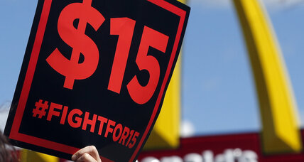 Opinion: The case for a $15 minimum wage is a moral one