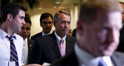 Why 70 percent of Americans disapprove of GOP leadership in Congress