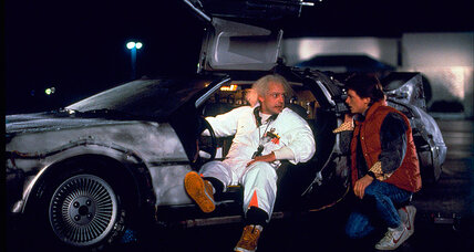 Settlement reached with maker of 'Back to the Future' car