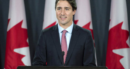 In Trudeau, Canadians seek to reclaim liberal stance on world stage