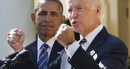 Joe Biden won't run. Here's what that means for 2016.