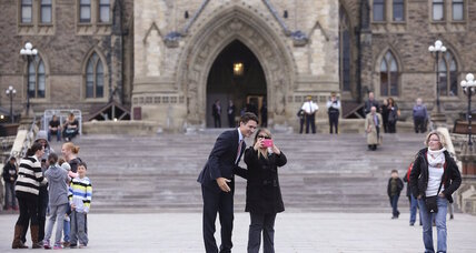 New Canadian Prime Minister looks to run a deficit