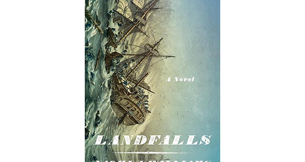 'Landfalls' is a delightful, intelligent 18th-century sailing yarn