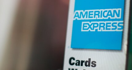 American Express quarterly results miss analysts' estimates