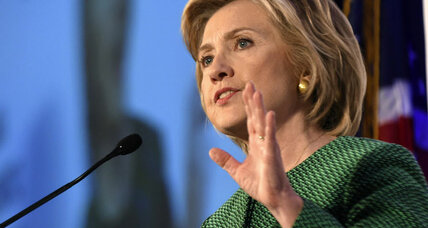 Hillary Clinton's Benghazi moment: her biggest test yet?