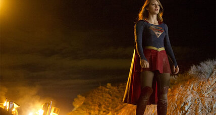 'Supergirl' has playfulness and action