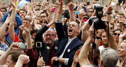 Ireland moves ahead on gay marriage. Will the rest of Europe follow suit?