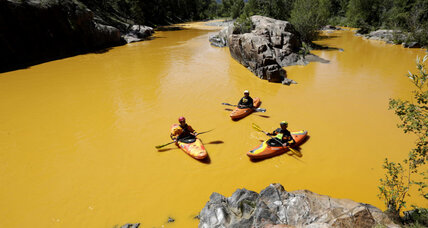 EPA should have prevented toxic Animas river spill, federal investigation finds (+video)
