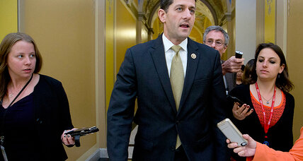 Paul Ryan: Budget wonk to Congress's rescue?