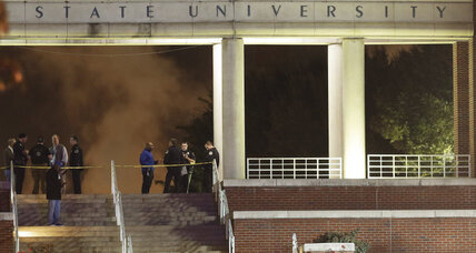 Dice game erupts in violence on Tennessee State campus