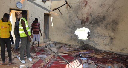 Boko Haram hits Nigerian mosque in deadly suicide bombing