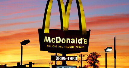 After many stumbles, McDonald's takes a small step forward
