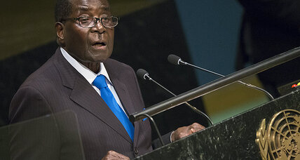 Confusion over Confucius? Zimbabwe's Mugabe wins Chinese peace prize