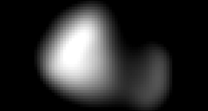 Kerberos revealed: Pluto's smallest moon takes bizarre shape
