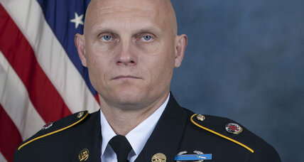 Officials identify first American soldier who died fighting Islamic State
