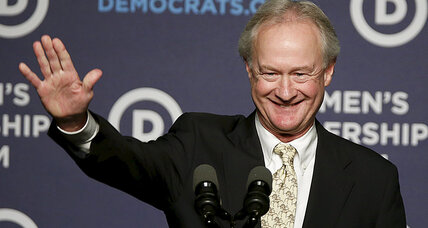 Lincoln Chafee quits. Who's the next likely presidential dropout?