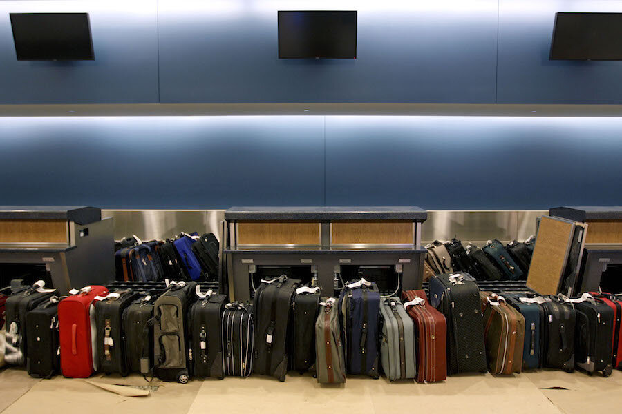 How to avoid airline baggage fees (hint: a 'free' bag isn't always) - CSMonitor.com