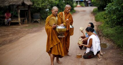 Will Buddhism become Thailand's state religion?