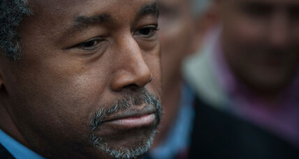 Why Ben Carson says abortion is like slavery