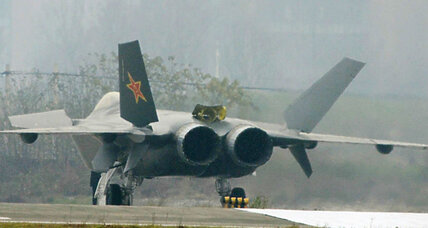 US-China agree: No rude gestures by fighter pilots