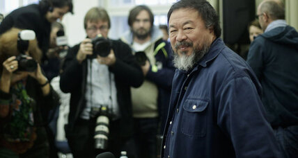 China's Ai Weiwei starts a global LEGO hunt: Can you spare a brick, brother?  (+video)
