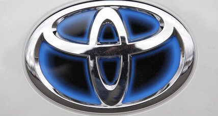 Toyota regains top spot as world's largest automaker from Volkswagen