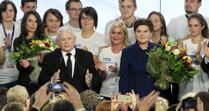 Poland's new right-wing leaders could mean rocky road for Germany, Russia