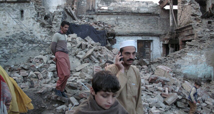 More than 150 in Afghanistan, Pakistan killed by massive earthquake (+video)