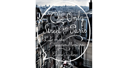 'The Only Street in Paris'	captures something essentially French