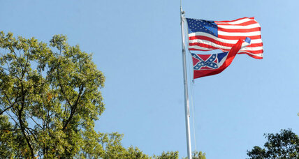 Ole Miss removes Confederate-themed state flag: Ripples beyond campus? (+video)