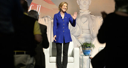 The Carly Fiorina conundrum: What Republicans want from a woman president