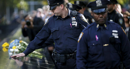 In New York, death of another officer kindles deeper debate