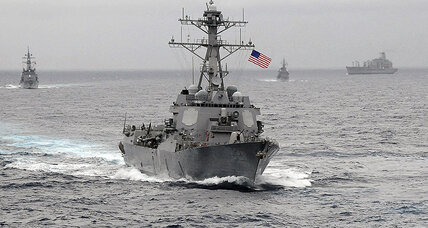 Irking China, US sends naval destroyer on patrol in South China Sea