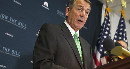 John Boehner's swan song: House Republicans clinch budget deal with Obama