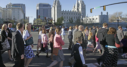 Balancing LGBT rights? Mormon leader speaks at 'natural family' conference