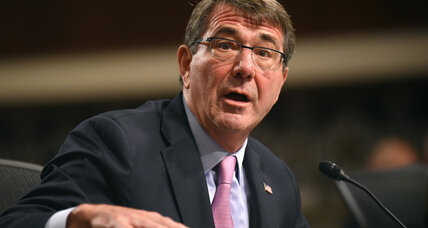 Carter: US to step up airstrikes, ground raids against ISIS