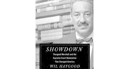 'Showdown' tells how Strom Thurmond tried to keep Thurgood Marshall off the Supreme Court